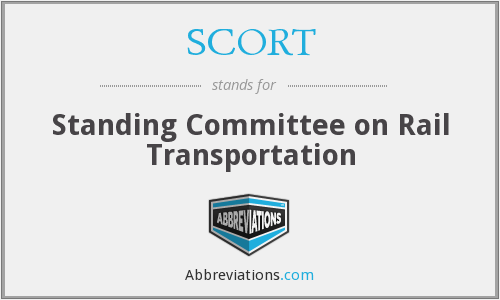 What does SCORT stand for?