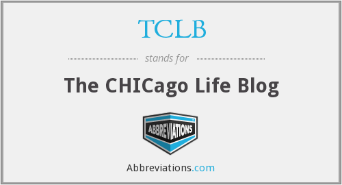 TCLB - The CHICago Life Blog