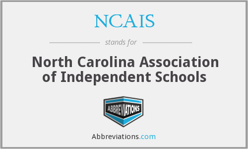 What does NCAIS stand for?