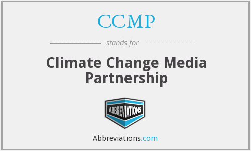 CCMP - Climate Change Media Partnership