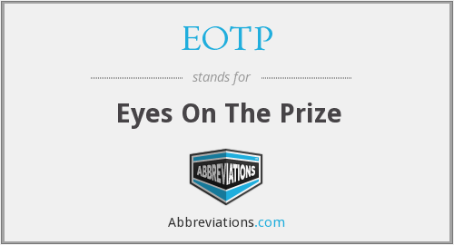 What does EOTP stand for?