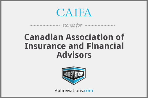 What does CAIFA stand for?