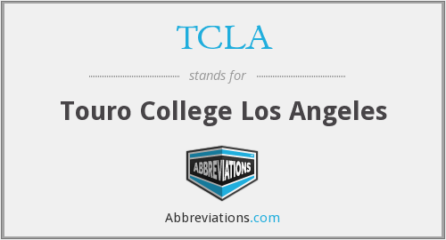 What does TCLA stand for?