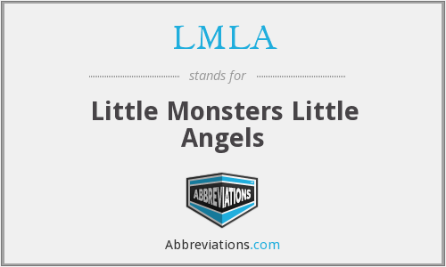What does LMLA stand for?