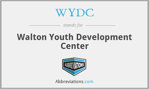 WYDC - Walton Youth Development Center