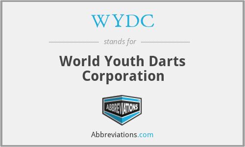 WYDC - World Youth Darts Corporation