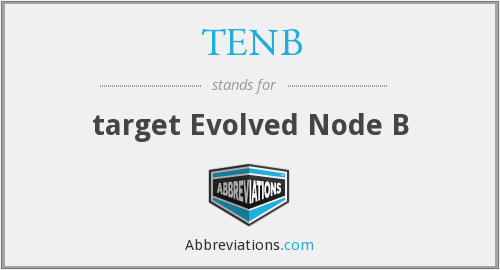 What does TENB stand for?