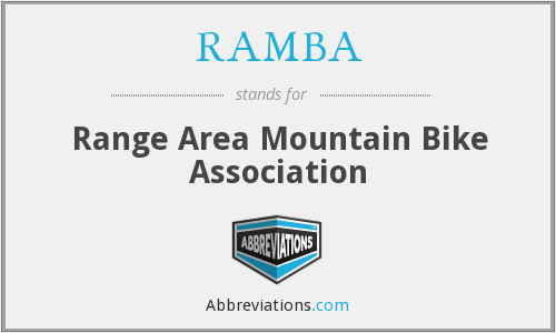 What does RAMBA stand for?