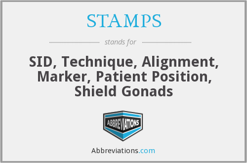 What does STAMPS stand for?