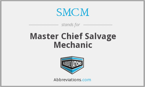 What does SMCM stand for?