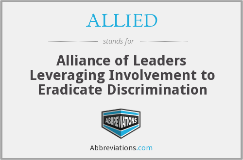 What does ALLIED stand for?