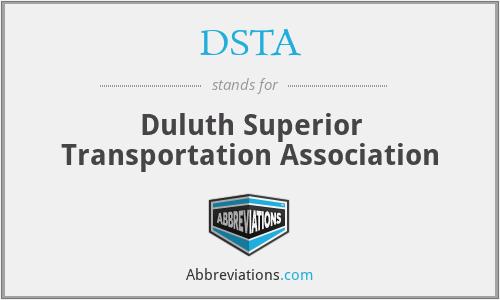 DSTA - Duluth Superior Transportation Association