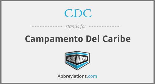 CDC - Campamento Del Caribe