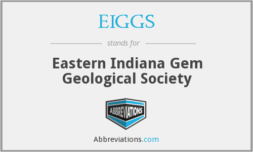 What does EIGGS stand for?