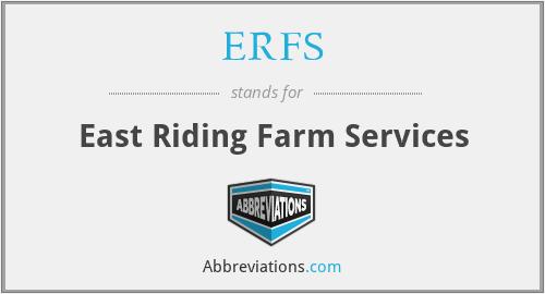 ERFS - East Riding Farm Services