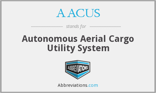 What does AACUS stand for?