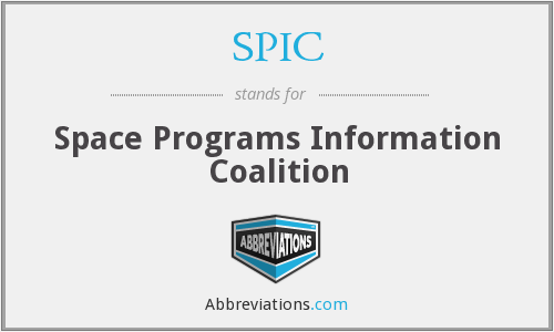 SPIC - Space Programs Information Coalition