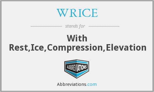 What does WRICE stand for?