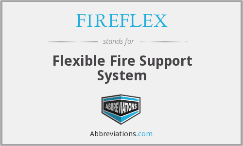 What does FIREFLEX stand for?