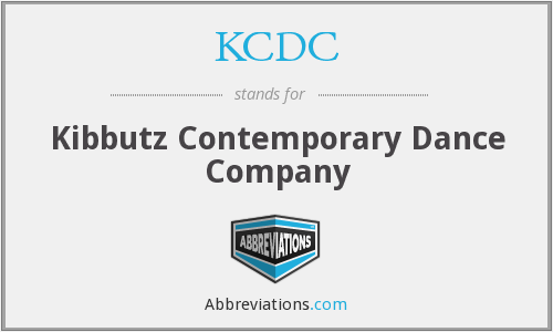 KCDC - Kibbutz Contemporary Dance Company