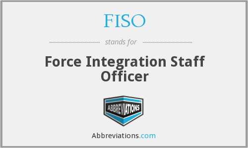 What does FISO stand for?