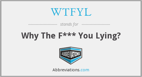 What does WTFYL stand for?