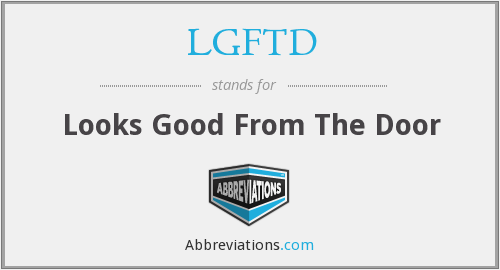 What does LGFTD stand for?