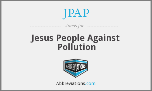 What does JPAP stand for?