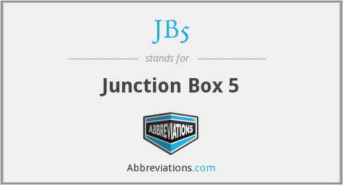 What does JB5 stand for?