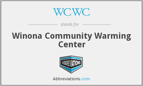 WCWC - Winona Community Warming Center