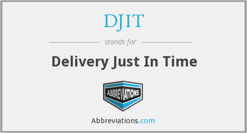 What does DJIT stand for?