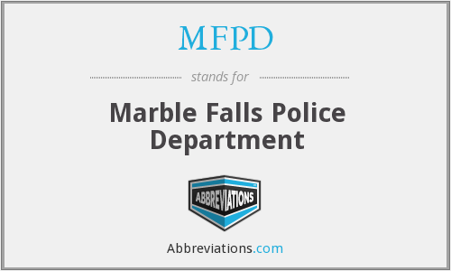 What does MFPD stand for?