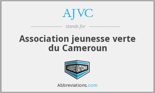 What does AJVC stand for?