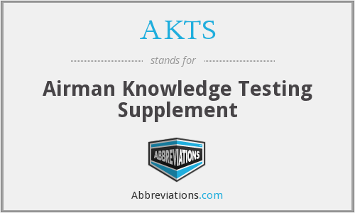 What does AKTS stand for?