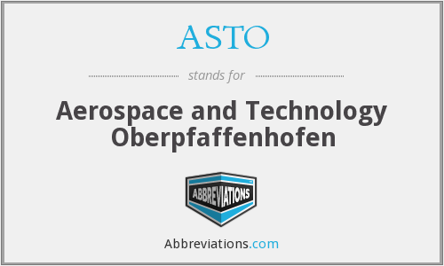 What does ASTO stand for?