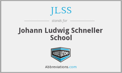 What does schneller stand for?