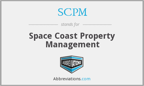 SCPM - Space Coast Property Management