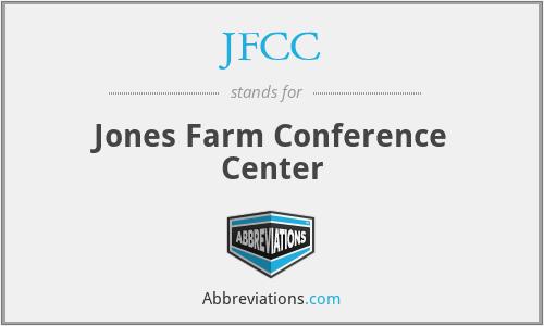 JFCC - Jones Farm Conference Center