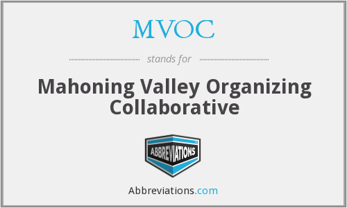 What does MVOC stand for?
