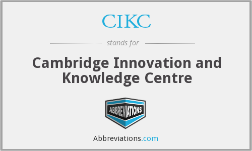 What does CIKC stand for?