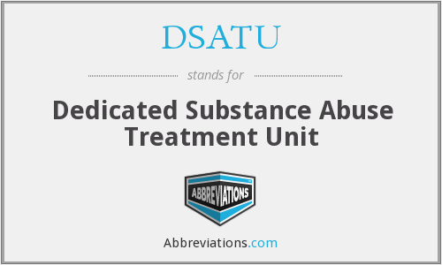 What does DSATU stand for?