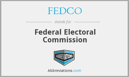 What does Electoral stand for?