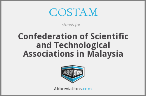 What does COSTAM stand for?
