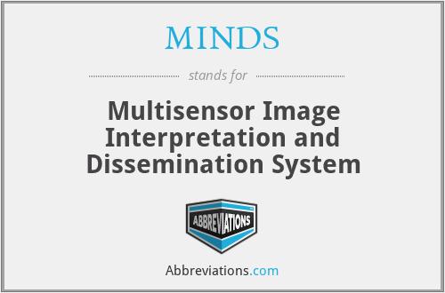 MINDS - Multisensor Image Interpretation and Dissemination System