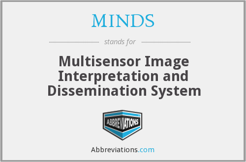 MINDS - Multisensor Image Interpretation and Dissemination System