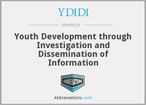 What does YDIDI stand for?