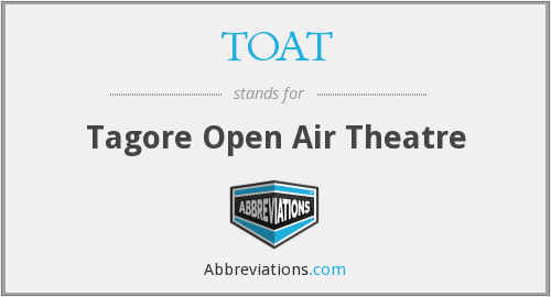 What does TOAT stand for?