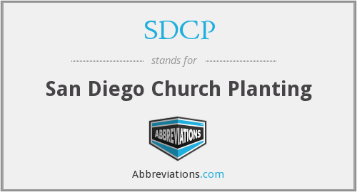 SDCP - San Diego Church Planting