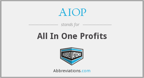 AIOP - All In One Profits