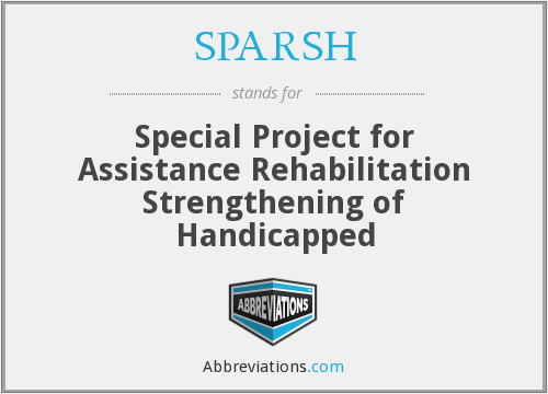 What does SPARSH stand for?